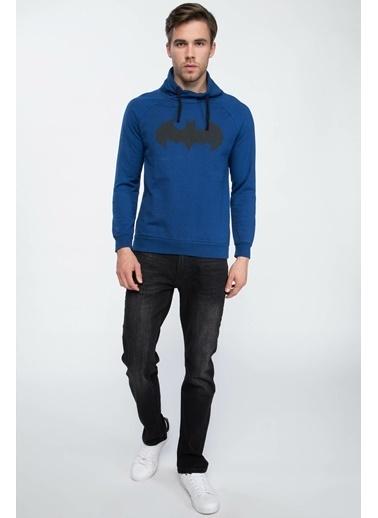 DeFacto Sweatshirt Mavi